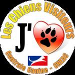 Logo chien visiteur